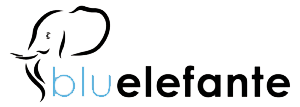 Blu Elefante Event Consulting and Management Logo